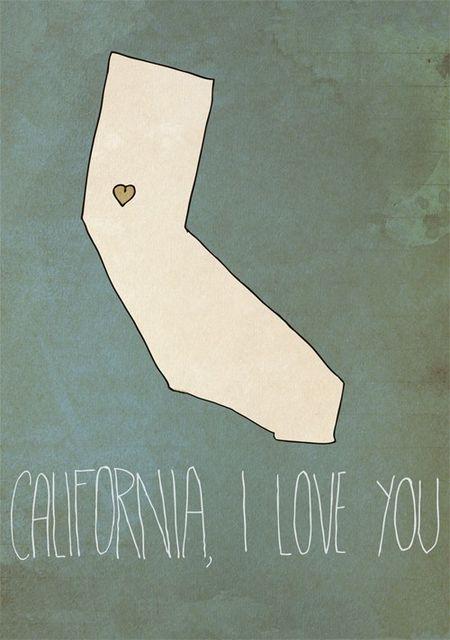 Californiailoveyou
